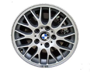 rims item satin style msport csl fits bmw series black