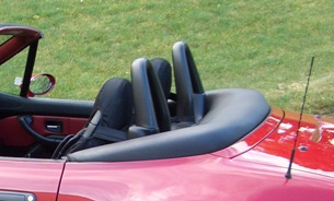 Z3 Boot Covers Amp Speedster Covers