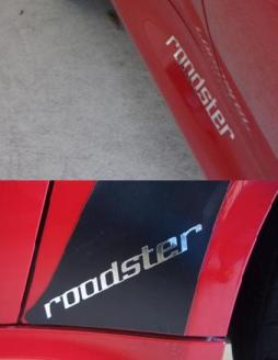 Decal-Roadster