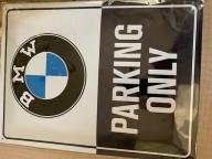 BMW_Parking_Only