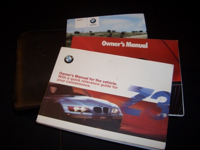 2000 z3 owners manual open source user manual u2022 rh dramatic varieties com BMW I8 2000 BMW Z3 Roadster
