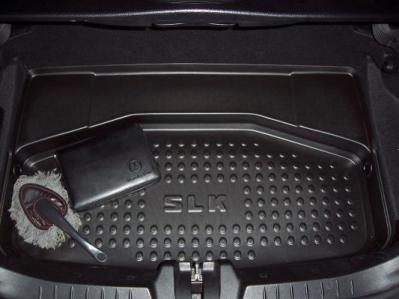 Mercedes benz trunk cargo accessories for the slk for Mercedes benz slk accessories