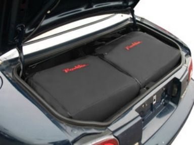 Fitted Luggage Set For The 90 05 Miata Mx 5