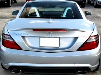 Mercedes Benz Rear Spoilers For The Sl Slk Amp Clk