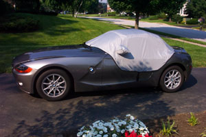 Coupe /& M E86 Super Soft Stretch Indoor Car Cover for BMW Z4