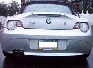 Bmw Z4 Headlights Amp Clear Lights