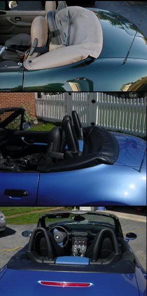 Covercraft Products For The Bmw Z3