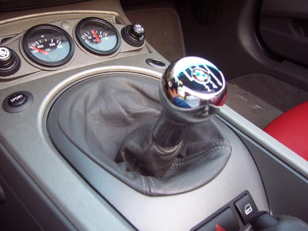 Bmw Z4 Shift Knobs