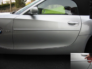 Roof Covers With Door Dent Protection From Roadster Solutions